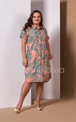 Платье Баролла