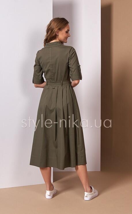 Monica's dress