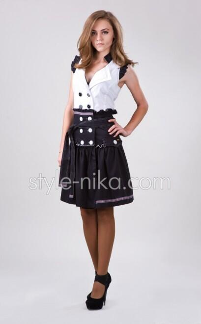 Платье Пеппи